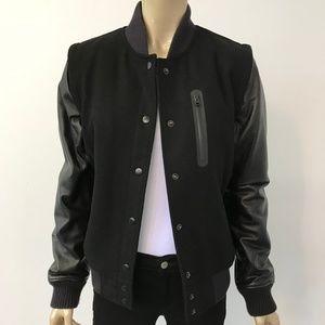 Nike Sportswear Destroyer Leather & Wool Varsity
